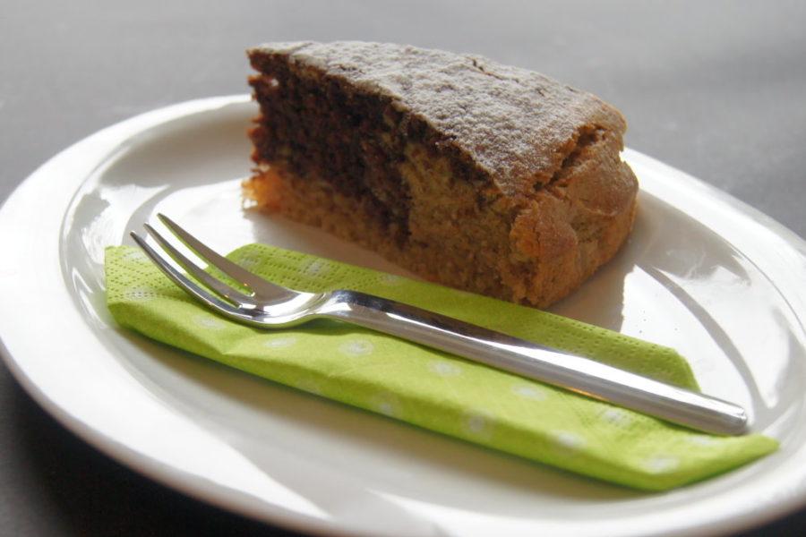 Marmorkuchen einfach und vegan