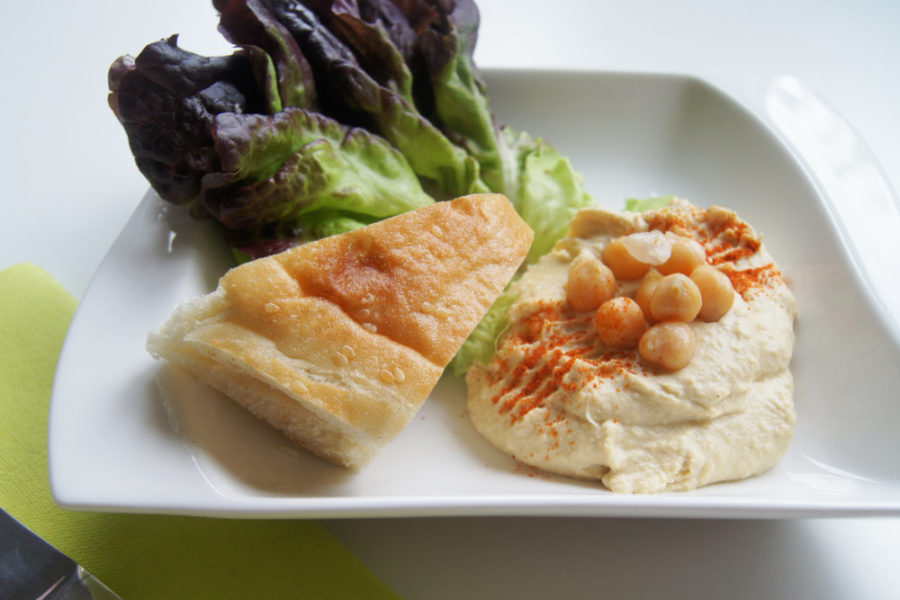 Hummus – Grundrezept