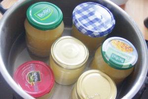 Apfelmus selbst gemacht schmeckt doch immer noch am besten