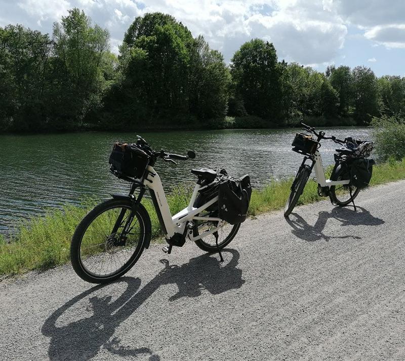 Garantiert schöne E-Bike Einkaufstour Gelsenkirchen Essen Teil 2