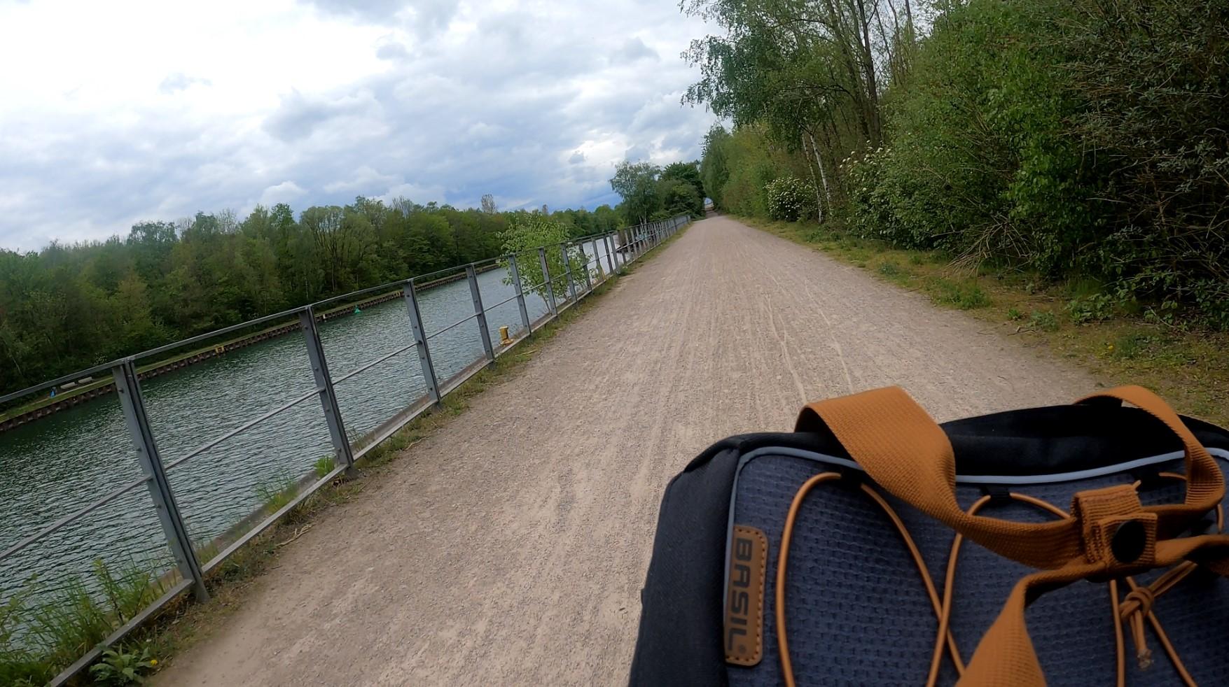 Garantiert schöne E-Bike Einkaufstour Gelsenkirchen Essen Teil 1